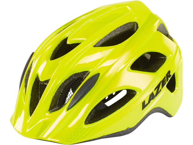 Lazer Beam Helmet MIPS flash yellow